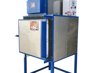 HRE-50 Incinerador eléctrico para residuos hospitalarios y/o médicos.