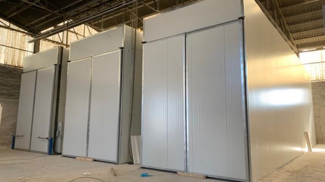 Secaderos eléctricos de gran capacidad