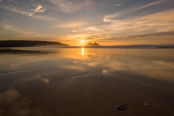 Holywell Bay Cornwall