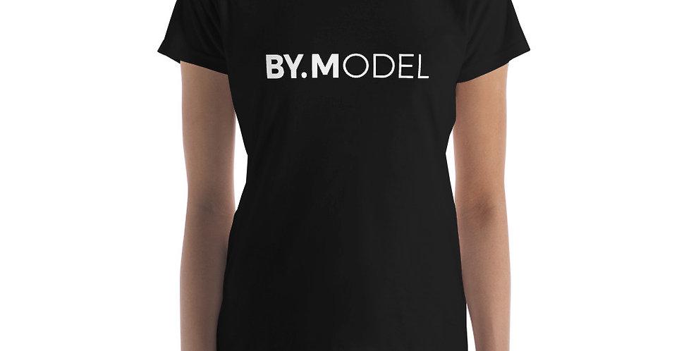 Black t-shirt BY.MODEL
