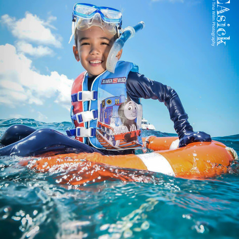 1st time Snorkeling