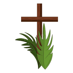 cruz-de-madera-cristiana-con-la-palma-di