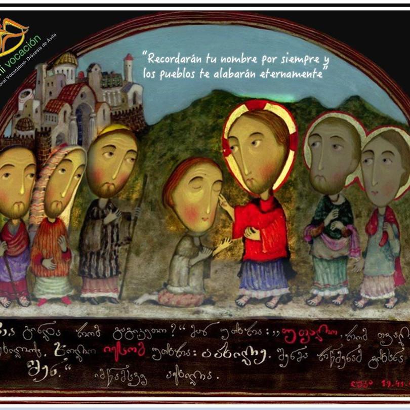 Hoy celebramos la fiesta de San José. El evangelio nos cuenta pocas cosas de él, es un personaje que pasa casi desapercibido… sin embargo, en lo escondido, sin ser protagonista, nos enseña a confiar en Dios. Sin su granito de arena la historia de la salvación se habría complicado bastante. No estaba en una situación fácil: su prometida estaba embarazada y el hijo no era suyo. Pero tenía un corazón noble y la sensibilidad suficiente como para dejarse hacer por Dios. Su misión nos la dice hoy el ángel: Dará a luz un hijo, y tú le pondrás por nombre Jesús. La misión de José fue ponerle el nombre a Jesús. Y sabemos que para el pueblo de Israel el nombre siempre estaba unido a la misión. El nombre que puso san José: Jesús (Yeshúa) es el mismo nombre en hebreo que Josué, es decir, aquel que hizo entrar al pueblo de Israel en la tierra prometida. Hoy contemplamos el rostro de Jesús, nuestro guía en este desierto que nos conduce a la nueva tierra prometida. #Cuaresma en mivocacion.es