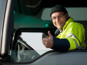 Řidiči kamionů chybí ve velkém už i v Německu, Západní Evropa stojí před kolapsem zásobování