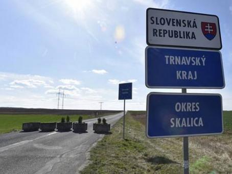 Čo sa deje na hraničných prechodoch Slovenska