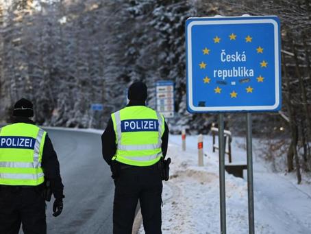 Německo od středy ukončí pravidelné hraniční kontroly s Českou republikou