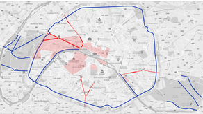 Paříž snižuje povolenou rychlost na 30 km/h