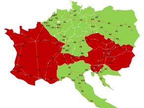 Bavorsko zrušilo nedělní zákaz jízdy kvůli tomu, co se děje na hranicích