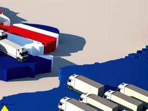 Brexit: v následujících měsících skončí přechodné úlevy pro nákladní přepravu