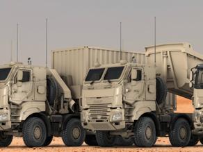 DAF a Tatra dodají armádní trucky pro Belgii