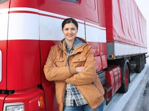 Potřebujeme ženy za volantem kamionu