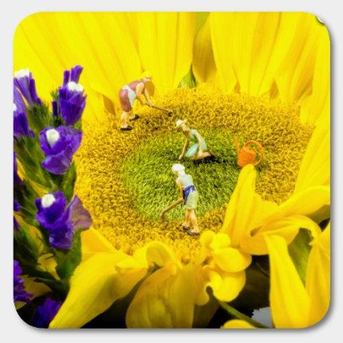 The Gardening Club - Coaster