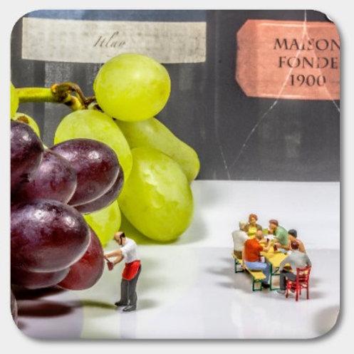 Little Wine Bar - Coaster