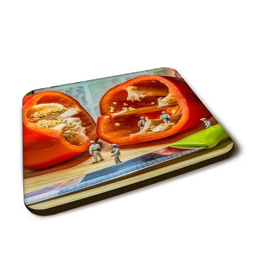 The Pepper Mine - Coaster