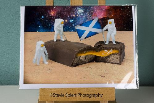 Life on Mars - Greeting Cards