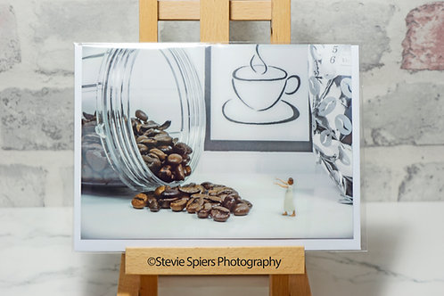 Must have coffee - Greeting Cards