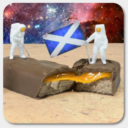 Life on Mars - Coaster