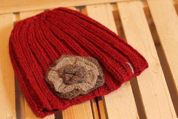 Tuques La Favorite, en fibre d'alpaga, couleurs au choix