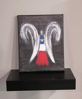 """Ange de l'Acadie"" - Mélanie Godin"