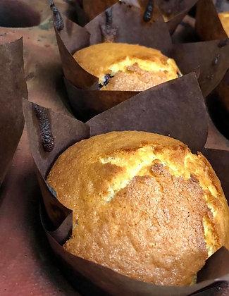 Lot de 3 muffins aux bleuets
