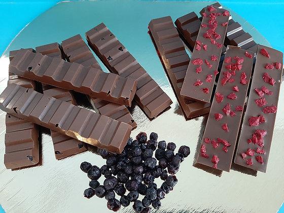 Bâtonnet de chocolat,2 saveurs au choix