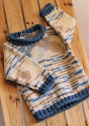 Tricot 100% acrylique- Les tricots d'Eva
