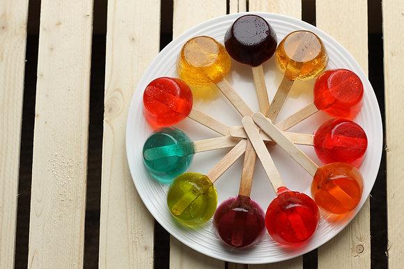 Suçons, trios et combos au choix - Tellement bonbon !