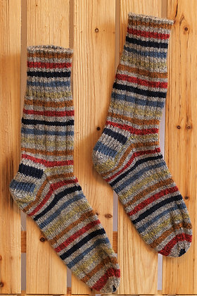 Bas de laine pour homme, au choix - Les tricots d'Eva
