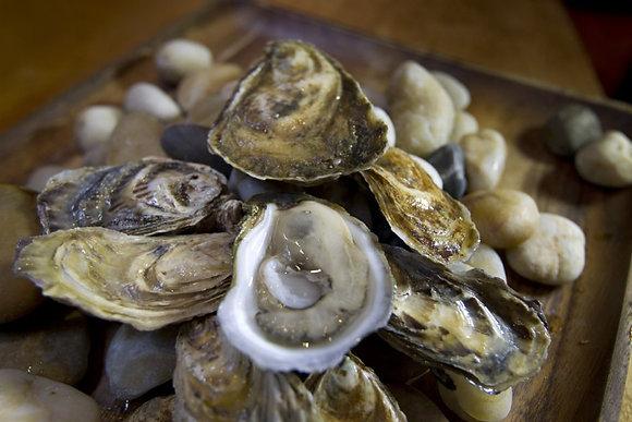 Huîtres La Caraquette / tailles et quantités au choix