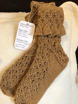 """Bas tricoté """"Lacy lady"""""""