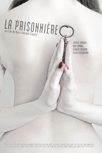AFFICHE la prisonnière