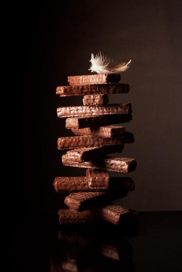 LU Gauffrettes au chocolat