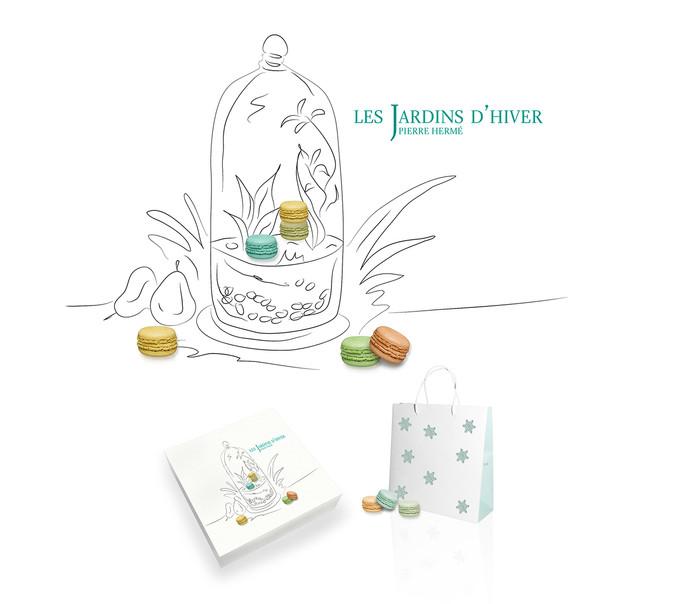 PIERRE HERMÉ Jardins d'Hiver