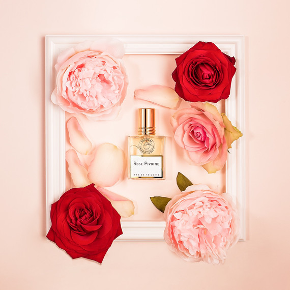 NICOLAÏ Rose Pivoine