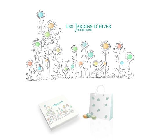 PIERRE HERMÉ Jardin d'Hiver