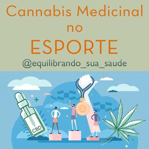 Cannabis Medicinal no Esporte