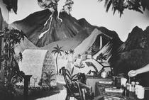 Volcanic Restaurant, Hawaii, 1980 (CH-70)