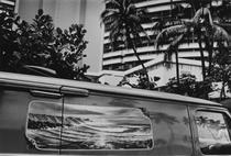 Van by Hotel, Hawaii, 1980 (CH-08)