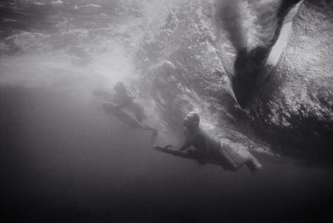In a Breaking Wave (B-152)