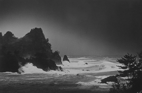 Typhoon, Japan, 1971 (J-007)