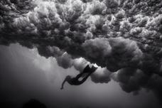 Mark under Breaking Wave (B-114)