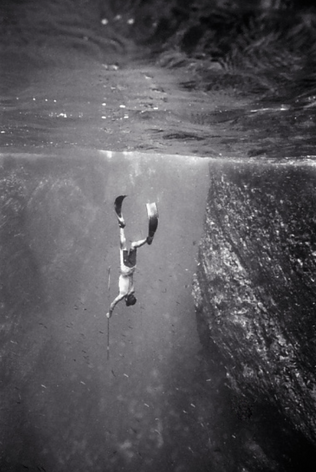 Randy Freediving, Lehua Rock (NWU-129)