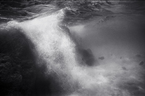 Underwater Falls (O-503)