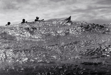 Behind a Wave (C-12)