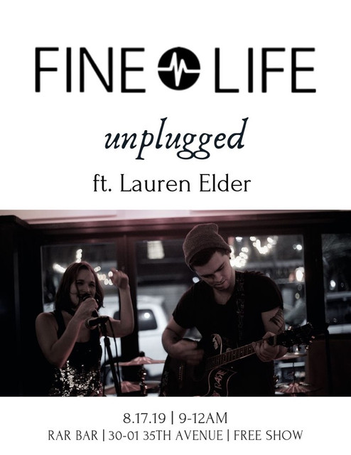 Fine Life Presents Unplugged