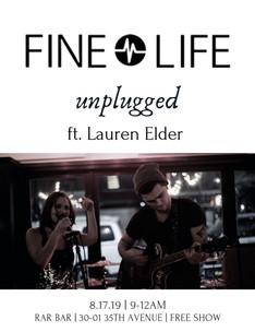 Fine Life Presents Unplugged