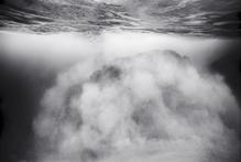 Sand Cloud Blanketing Rock (O-671)