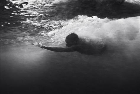 Riding Underwater (B-26)