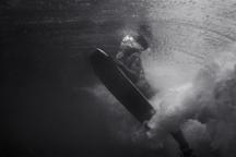 Kicking Through a Wave (S-33)
