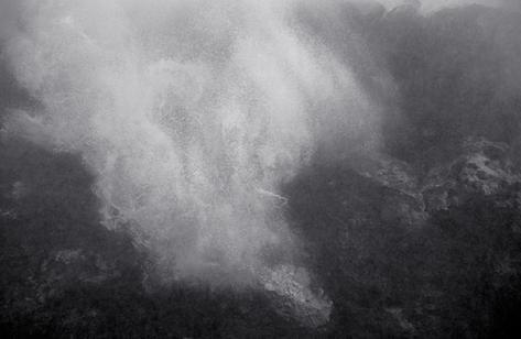 Foam on the Rocks (WN-70)
